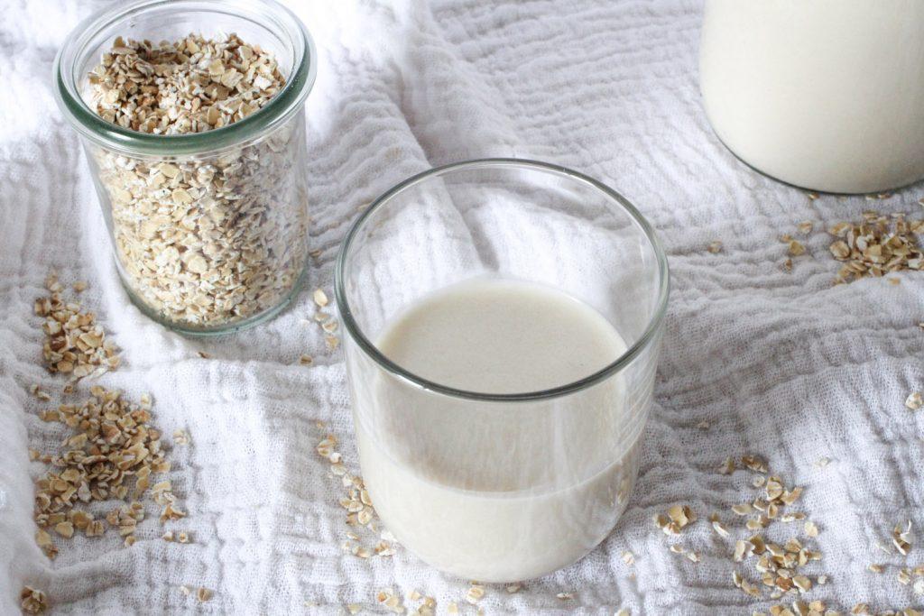 Recette lait d'avoine maison au superblender