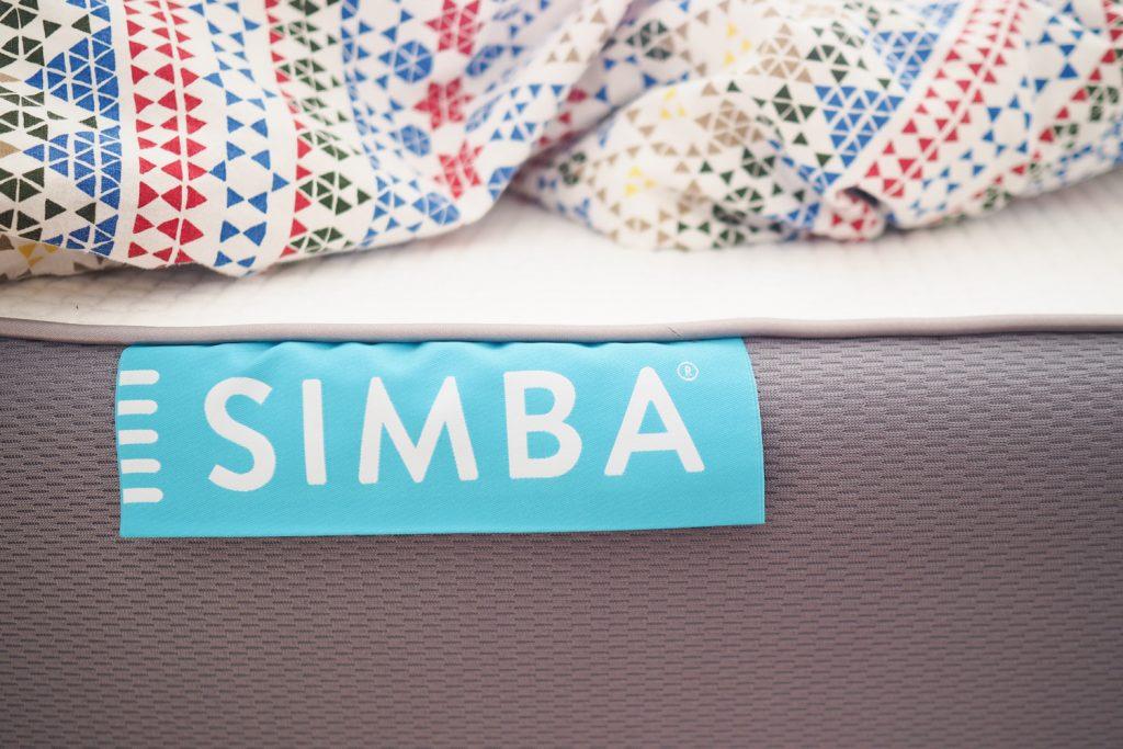 Matelas SIMBA Hybrid - test