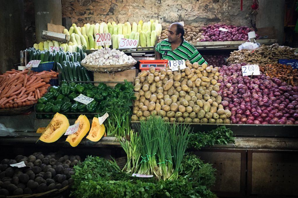 Port-Louis Mauritius - le bazar