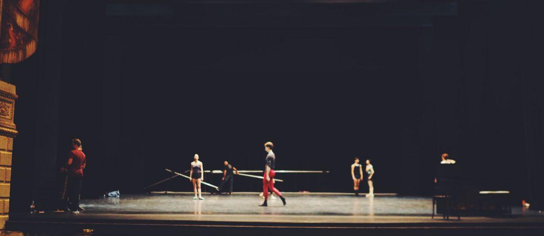 Comme une petite souris (à l'Opéra de Bordeaux)