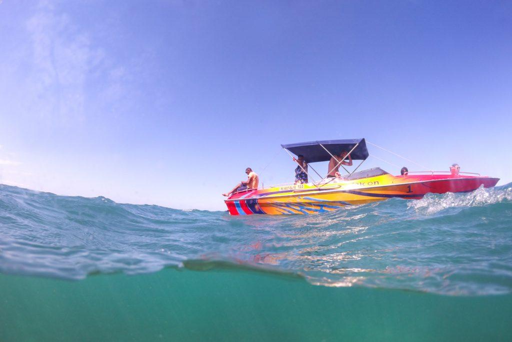 Maurice - snorkelling lagon Trou d'Eau Douce