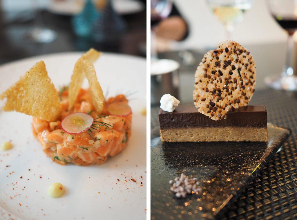LAS VEGAS - Cooking class Julien Asseo - Guy Savoy Caesar Palace