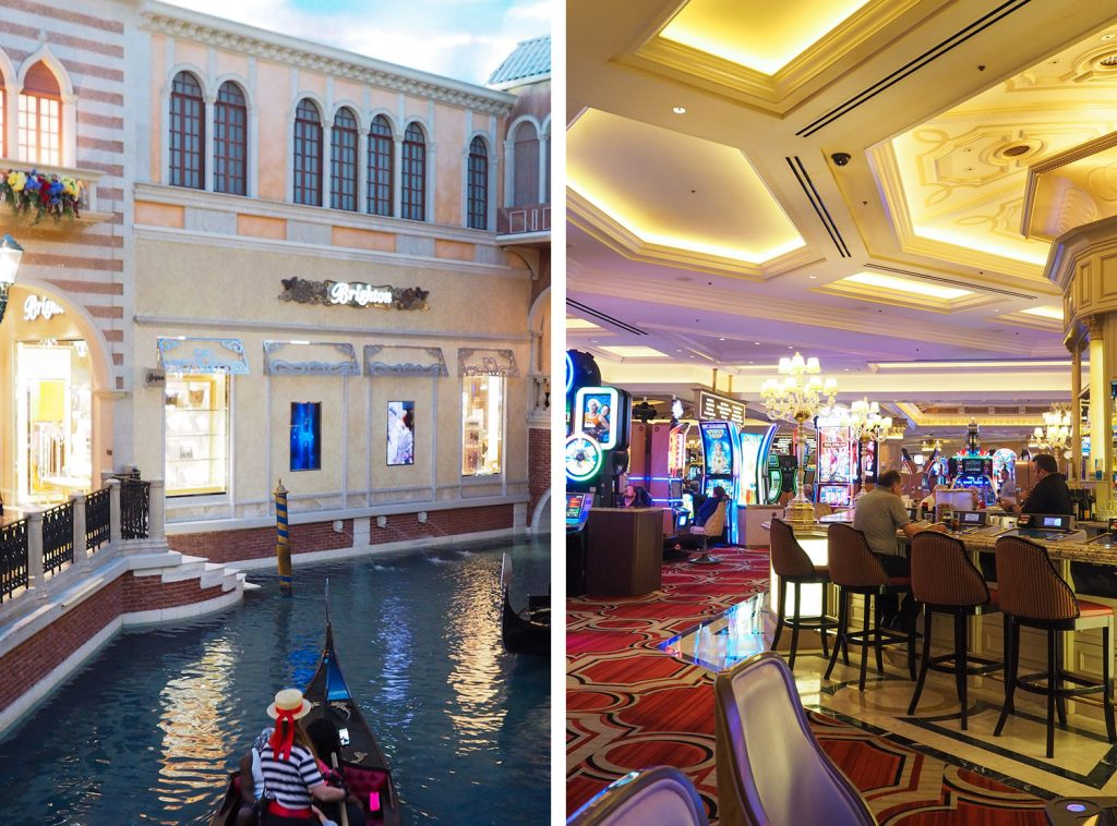 LAS VEGAS - The Venetian Casino