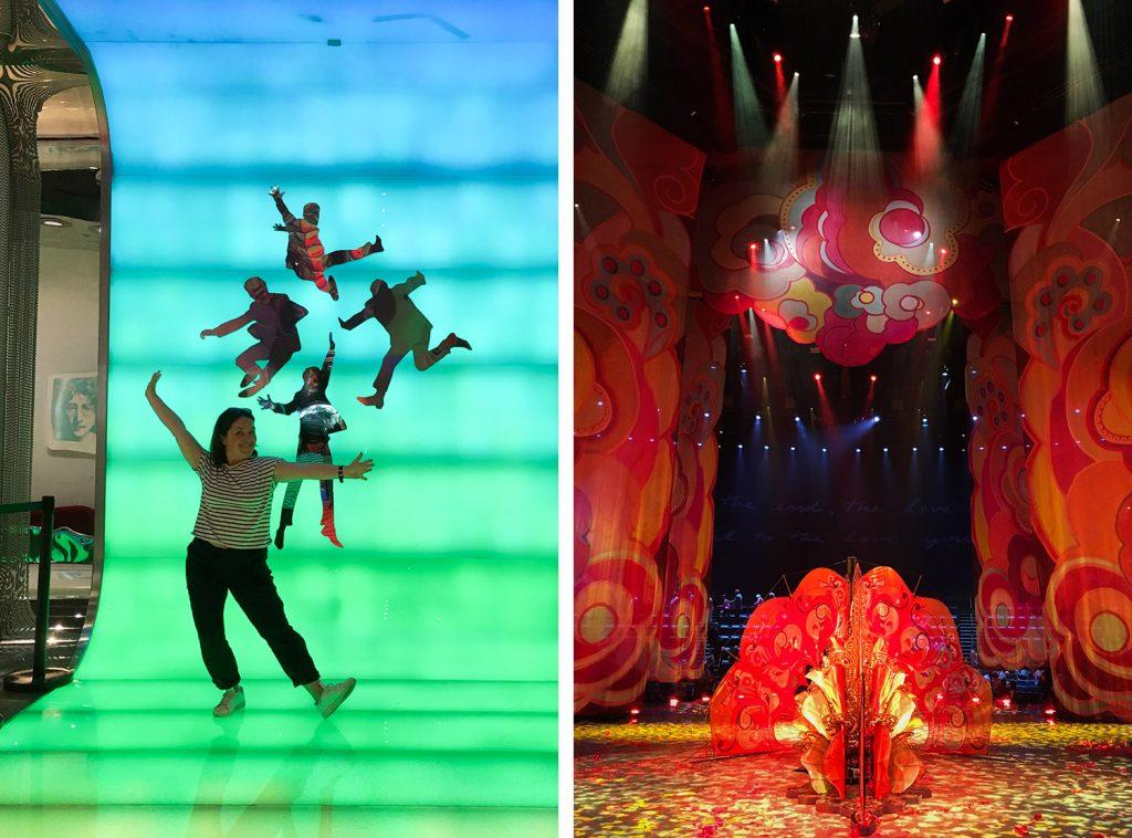 LAS VEGAS - Love The Beatles Cirque du Soleil