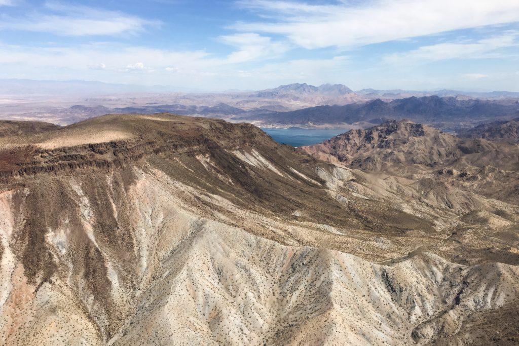 Survoler le Grand Canyon depuis Las Vegas en hélicoptère