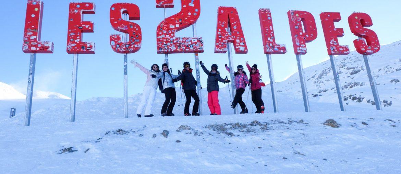 Trois jours aux 2 Alpes !