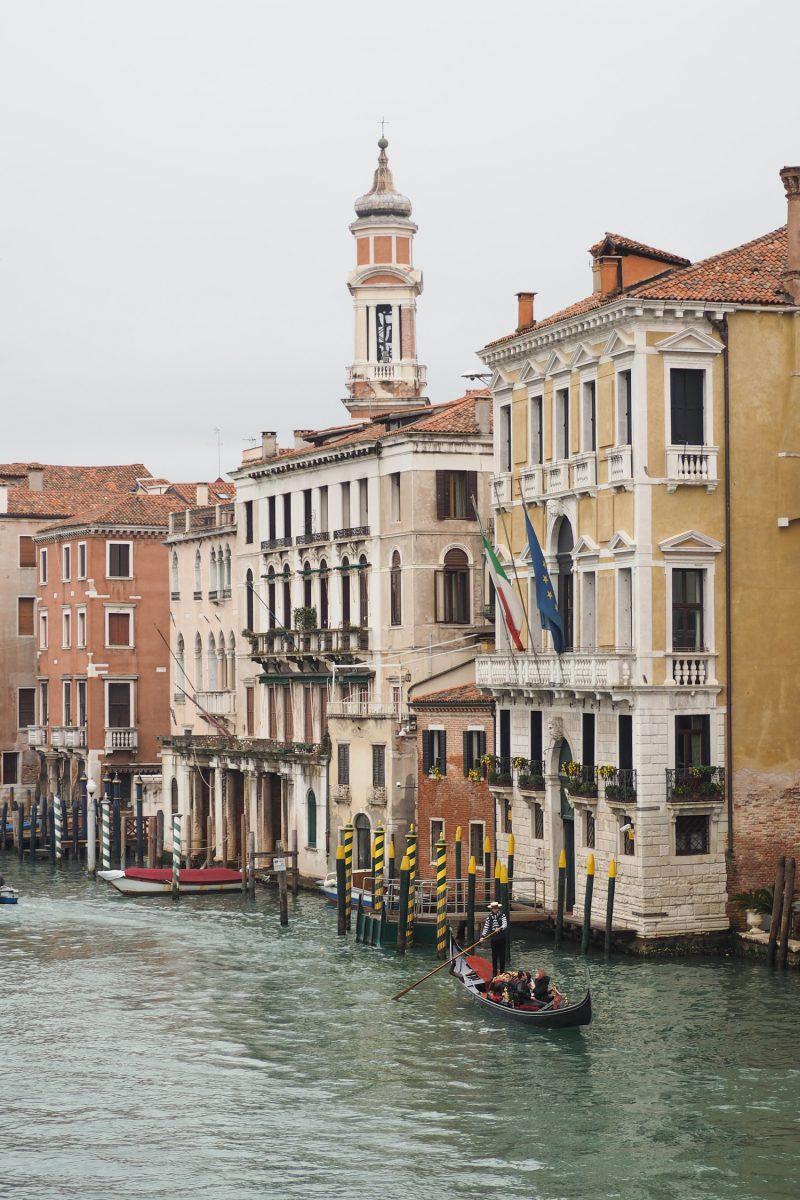 voyage à Venise - Grande Canale