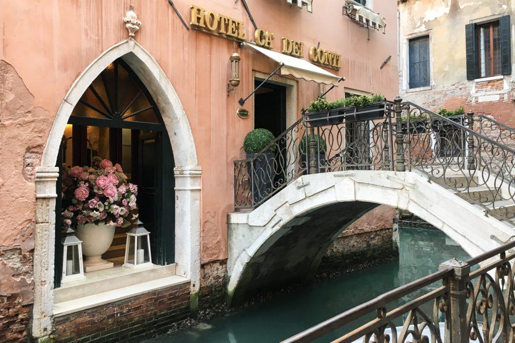 Venise - Hôtel Ca Dei Conti
