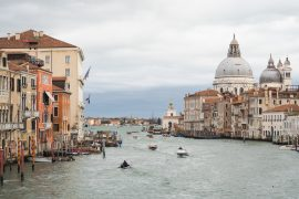 voyage à Venise - pont de l'academia