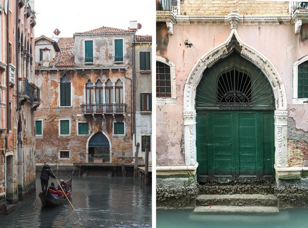 voyage à Venise - quartier San Marco