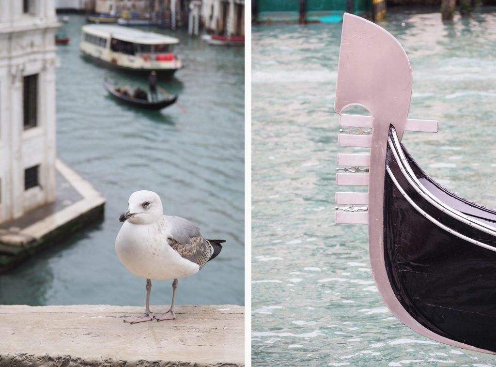 voyage à Venise - janvier