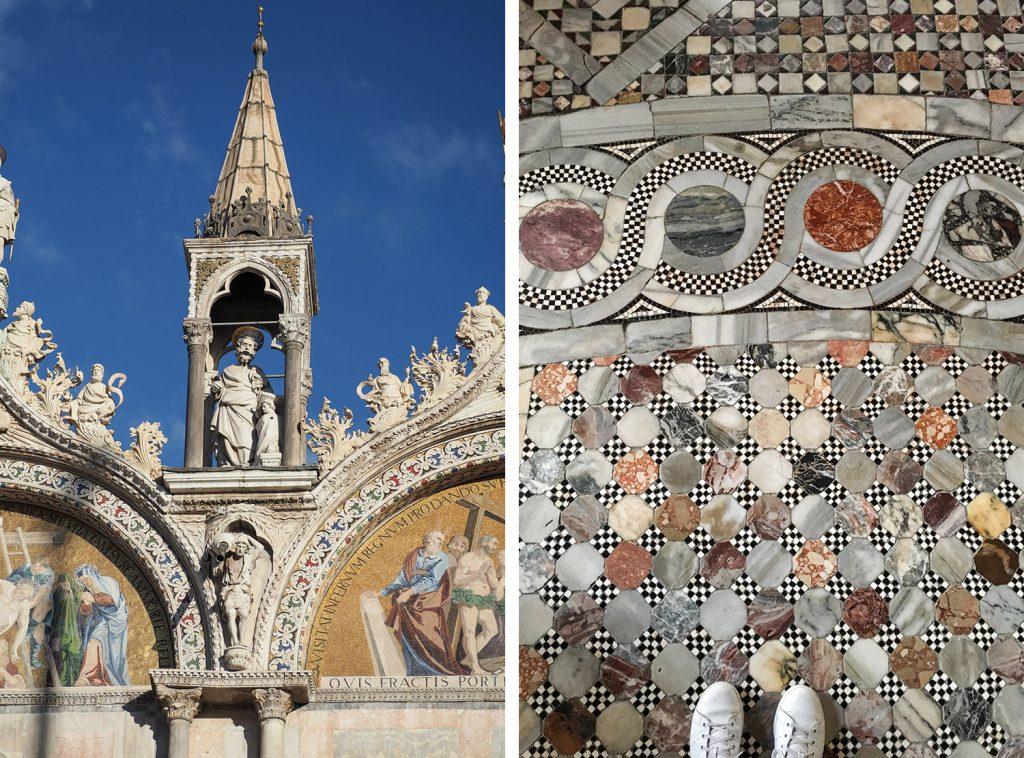 Venise - basilique San Marco