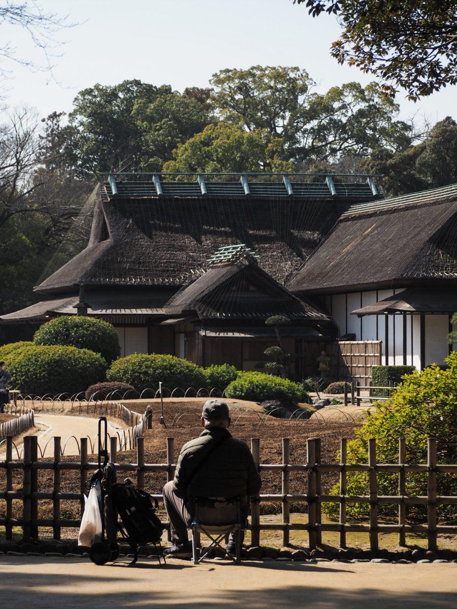 Parc Korakuen - OKAYAMA, Japon