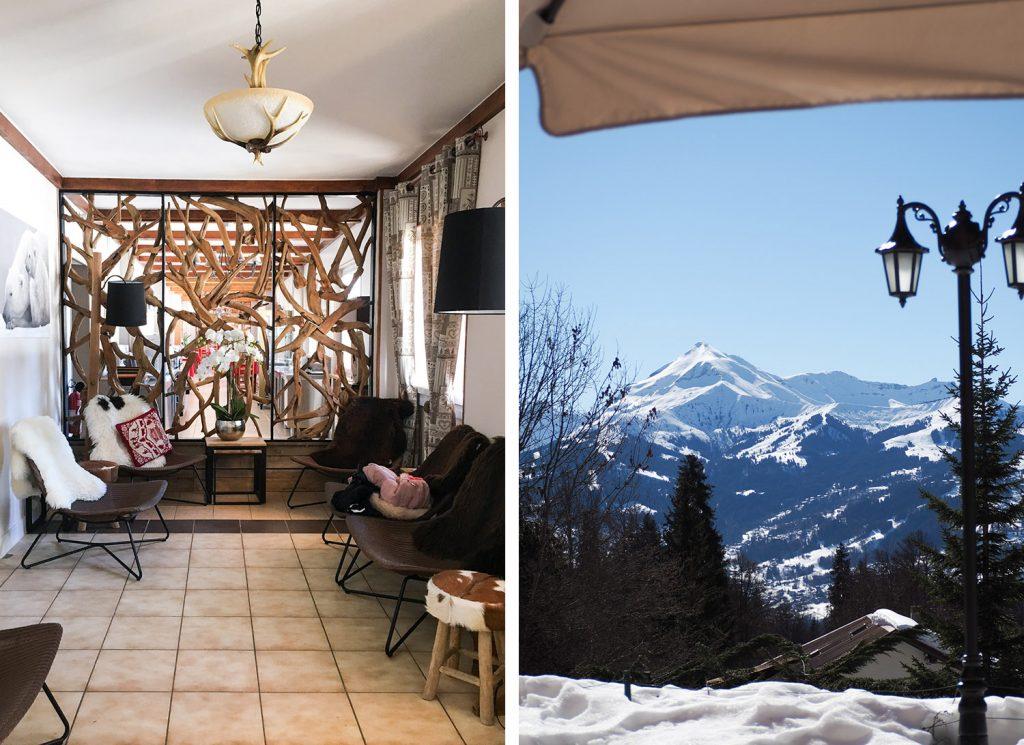 Passy Plaine Joux - hôtel résidence Le Fontenay