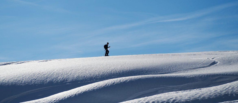 Passy Plaine-Joux : Le Tour des Ayères en raquettes