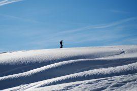 Tour des Ayères en raquettes - Passy Plaine-Joux