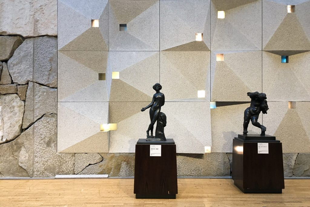Kurashiki - musée OHARA (Okayama, Japon)