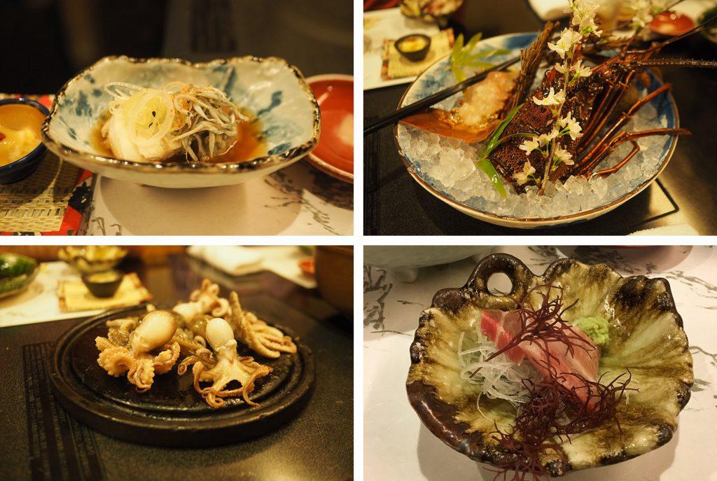KURASHIKI, JAPON - restaurant Setouchi