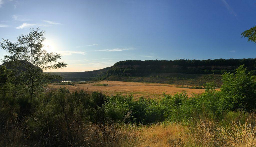 Moselle - ancienne Carrière Barrois