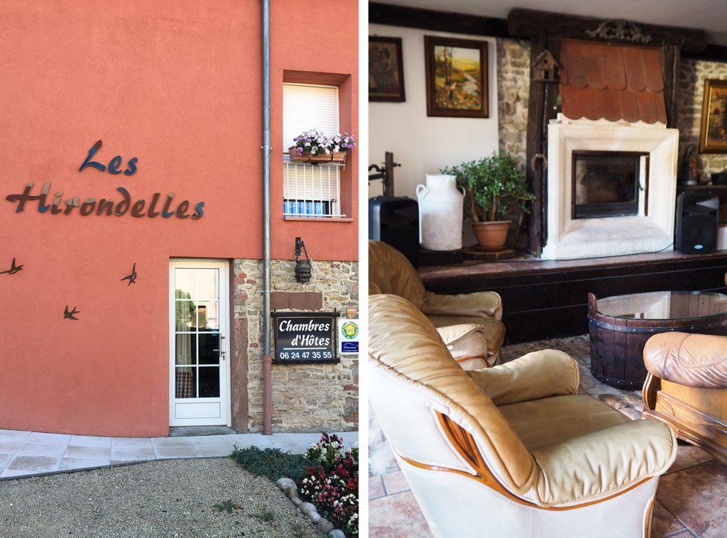 Moselle - Forbach - chambres d'hôtes Les Hirondelles Folkling
