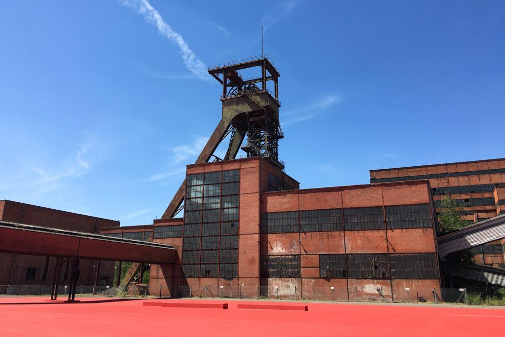 Moselle - Musée de la Mine - Carreau Wendel / Petite Rosselle