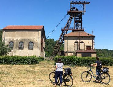 Mosele- balade à vélo depuis Wendel / Petite Rosselle