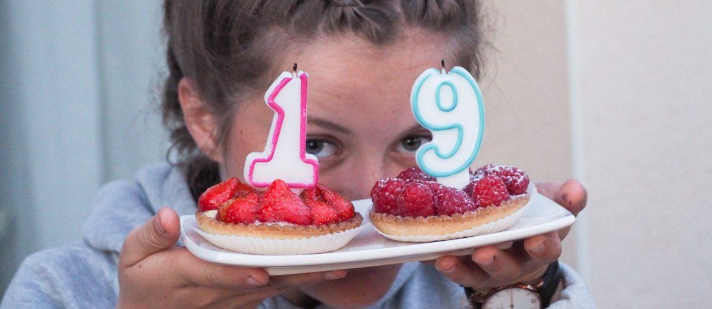 19 ans ♥︎
