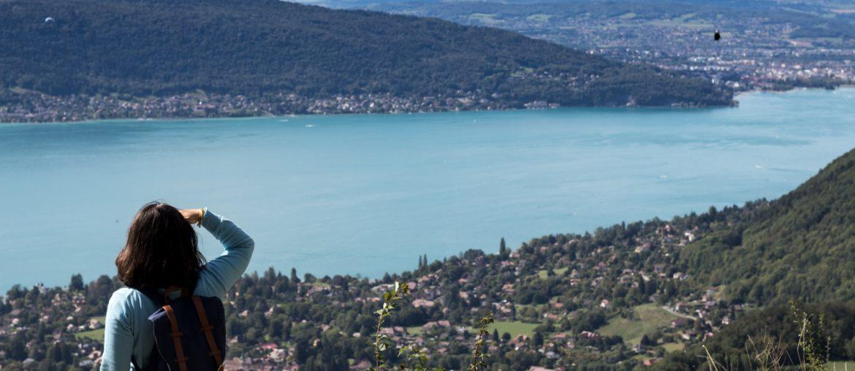 Annecy, entre lac & montagnes
