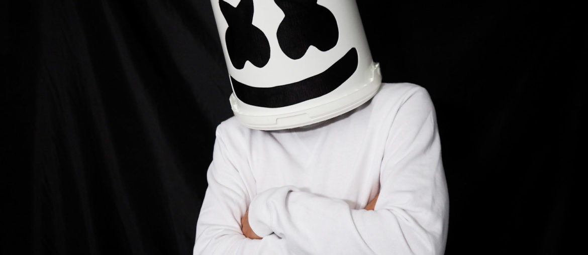 Halloween – costume DJ Marshmello facile !