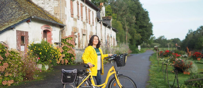 J'ai fait La Vélodyssée, entre Josselin et La Gacilly