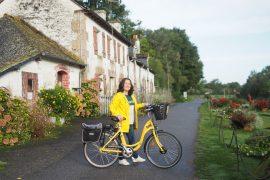 VÉLODYSSÉE - de St Martin sur Oust à La Gacilly - Morbihan, Bretagne