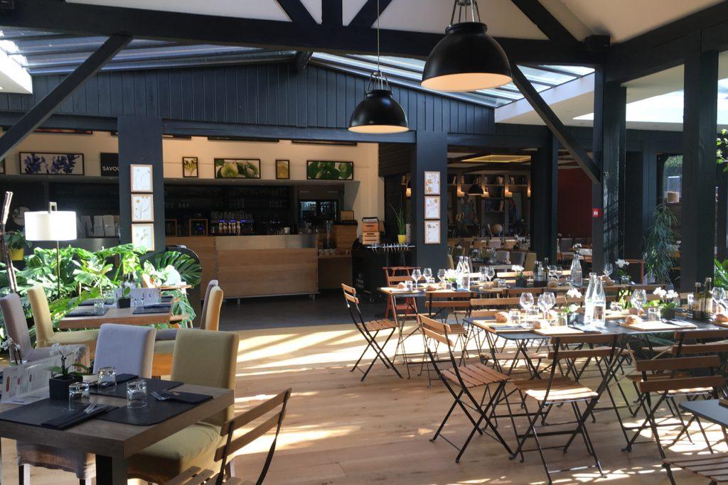 VÉLODYSSÉE - restaurant Végétarium La Gacilly - Morbihan, Bretagne
