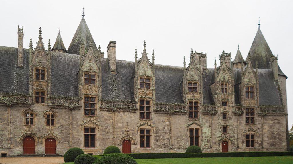 VÉLODYSSÉE - Château de Josselin, Morbihan, Bretagne