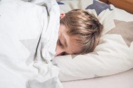 le sommeil des ados