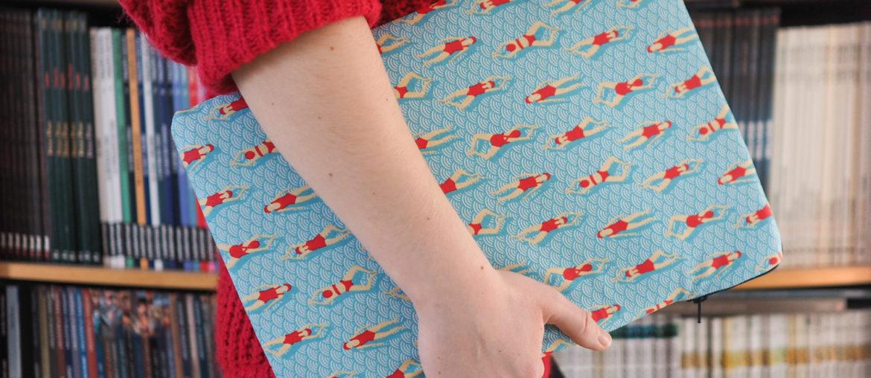 Couture – une housse pour mon ordinateur portable