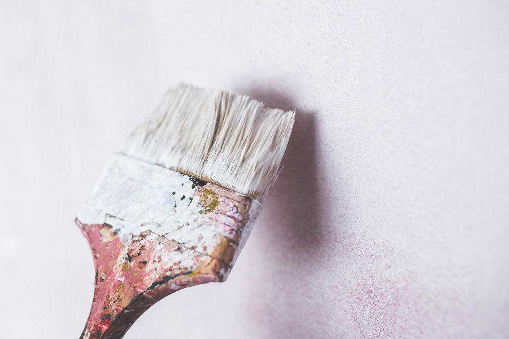 pinceau peinture