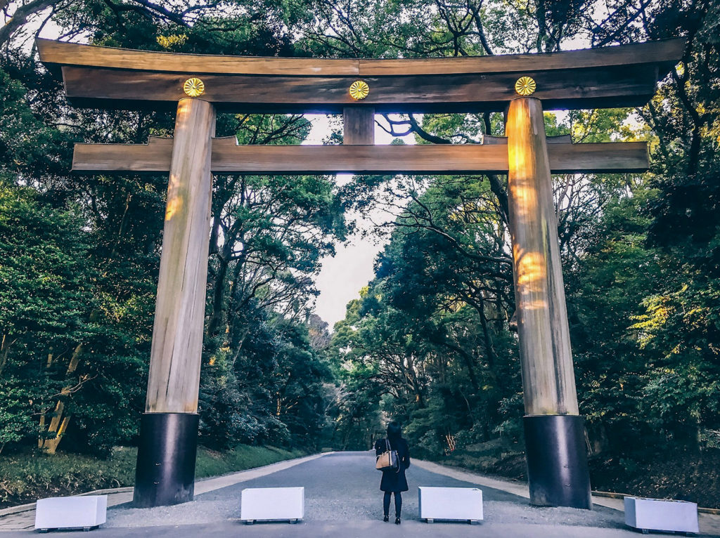 TOKYO - MEIJI JINGU (via mercipourlechocolat.fr)