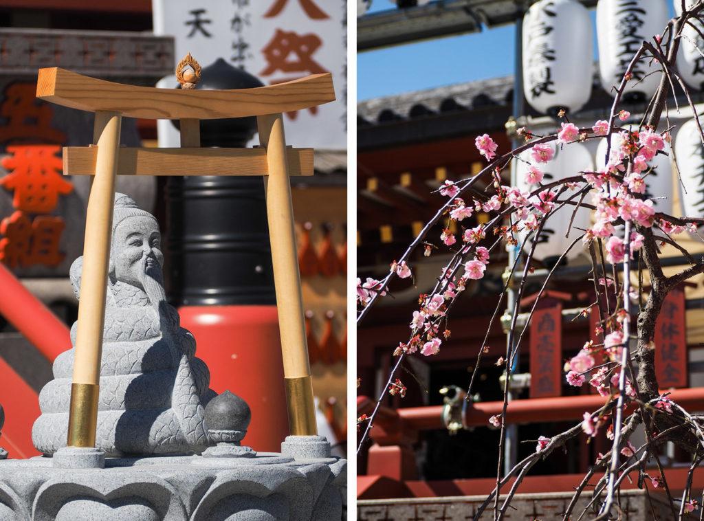 UENO PARK Tokyo - Bentendo Temple (via mercipourlechocolat.fr)