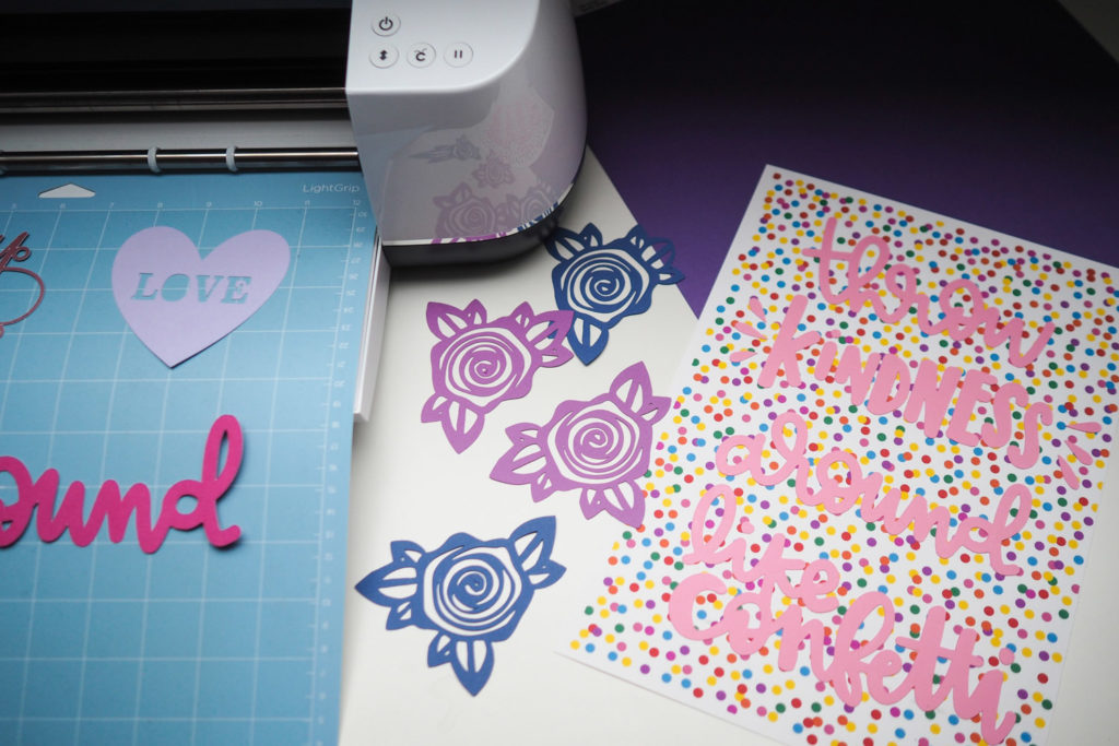 Test CRICUT MAKER (via mercipourlechocolat.fr)