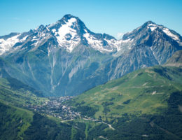 Les 2 Alpes - randonnée Croix de Cassini / col de Sarenne