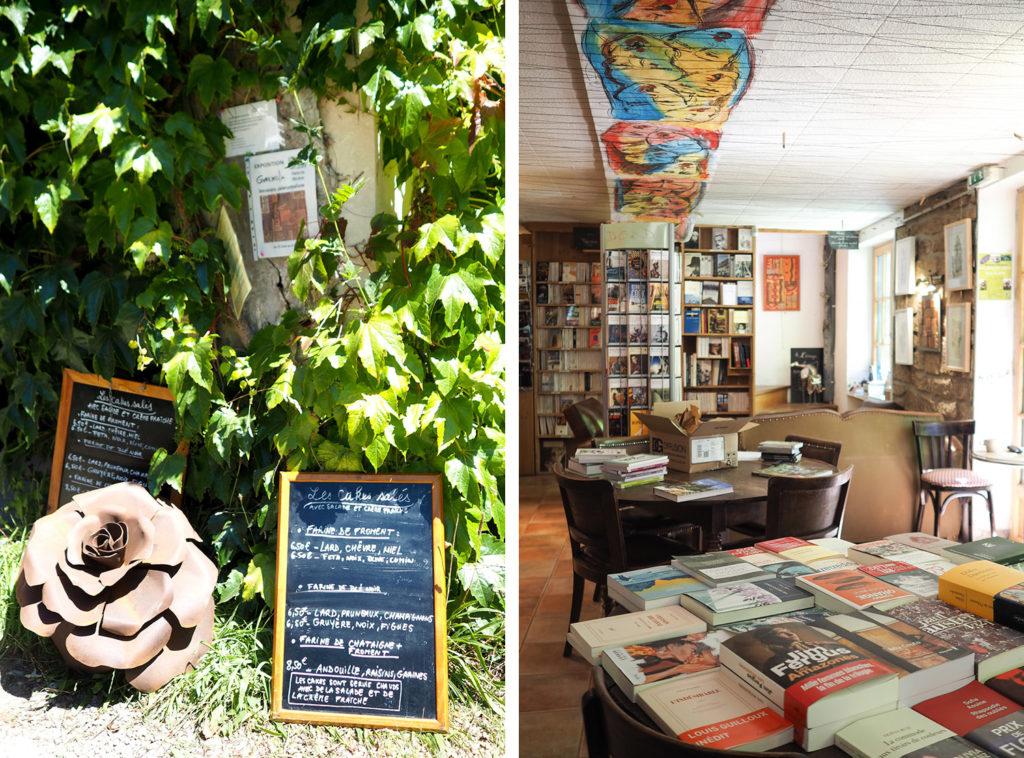 LA VÉLODYSSÉE - HUELGOAT - café librairie L'Autre Rive