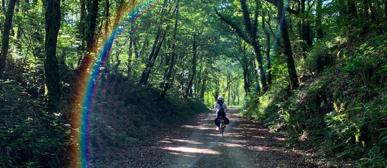 La Vélodyssée dans le Finistère, entre Morlaix, Huelgoat et Carhaix !
