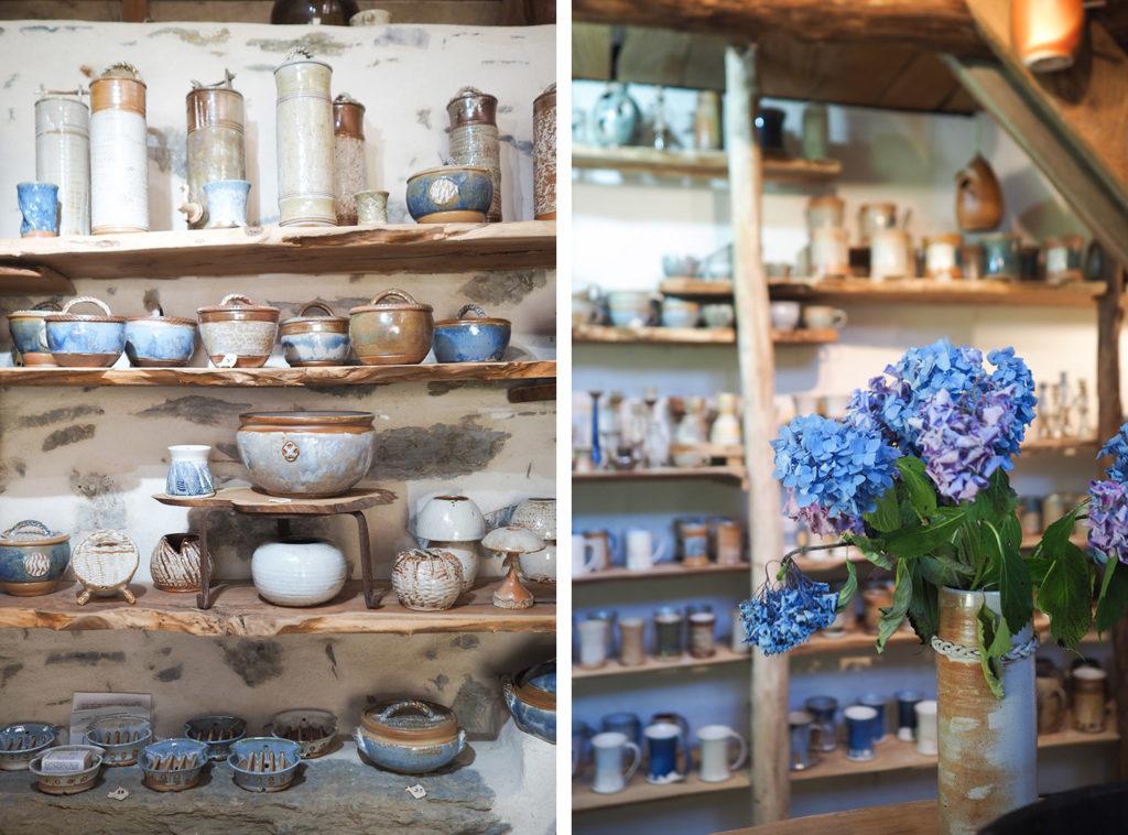 LA VÉLODYSSÉE - poterie Berrien (via mercipourlechocolat.fr)
