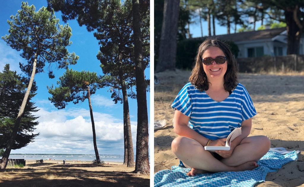 Vacances au Cap Ferret - Bassin d'Arcachon, Aquitaine (via mercipourlechocolat.fr)