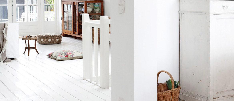 Du parquet blanc dans ma maison ?
