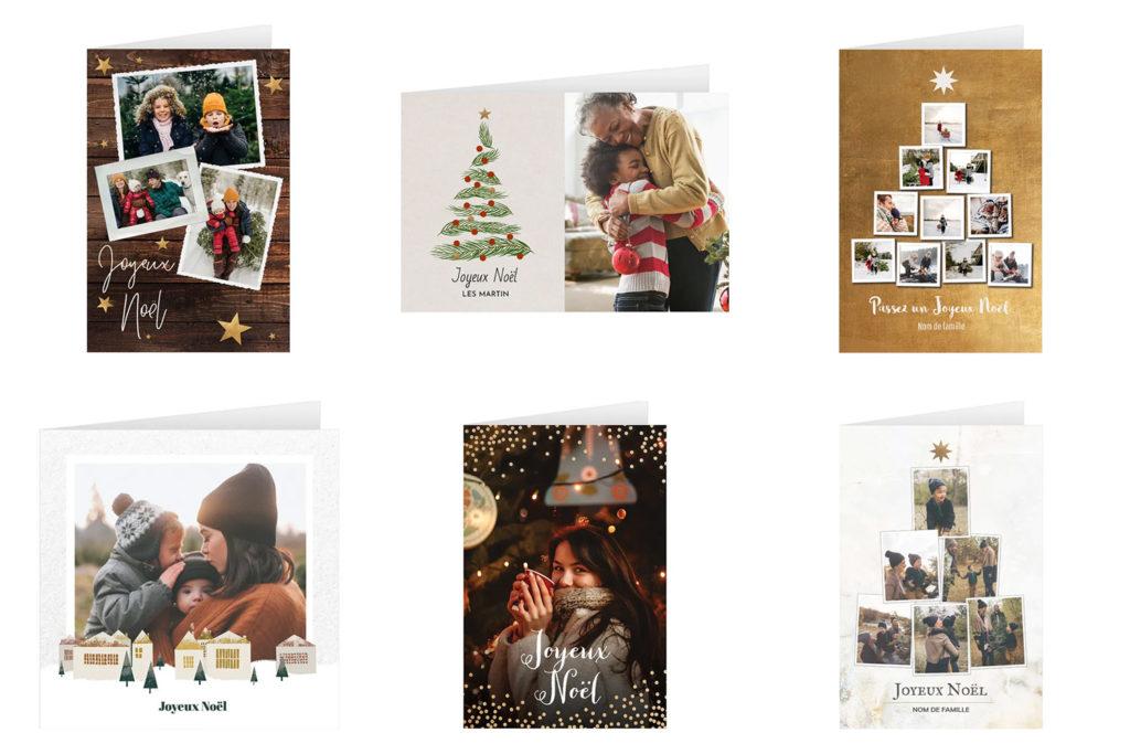 cartes de vœux Noël MONALBUMPHOTO.FR