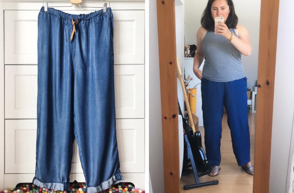 Couture 2020 - pantalon tencel The 101 Trousers - Merchant & Mills