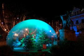 Vannes - lumières de Noël - Morbihan, Bretagne