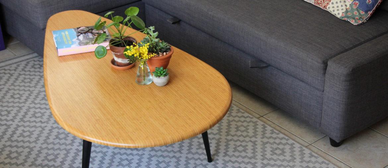 DIY – pimper sa table basse avec de nouveaux pieds
