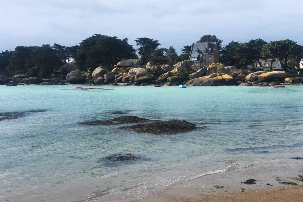 Trégastel - Côte de Granit Rose - Côtes d'Armor, Bretagne